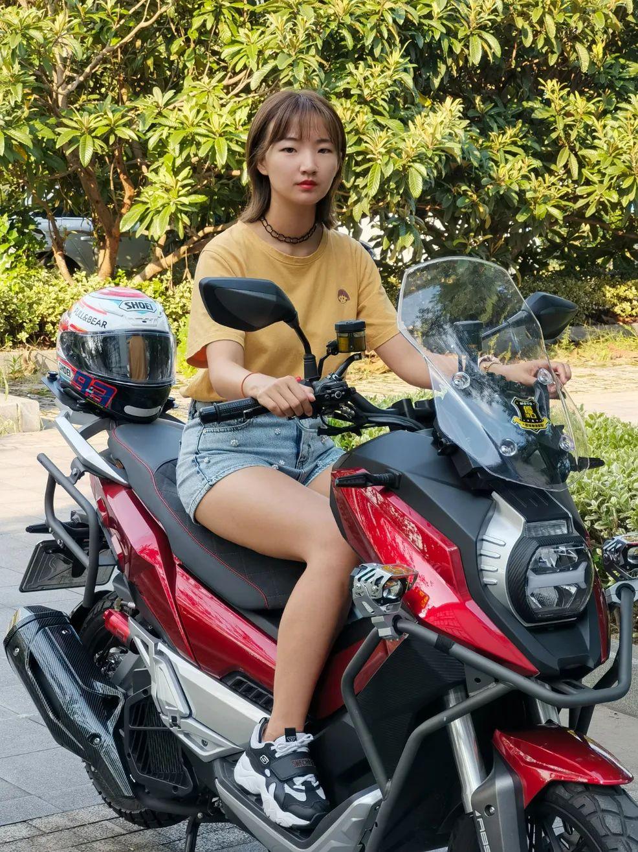 最美女骑团子KPV改装完结篇!-第2张图片-春风行摩托车之家