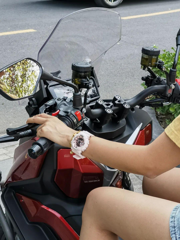 最美女骑团子KPV改装完结篇!-第3张图片-春风行摩托车之家