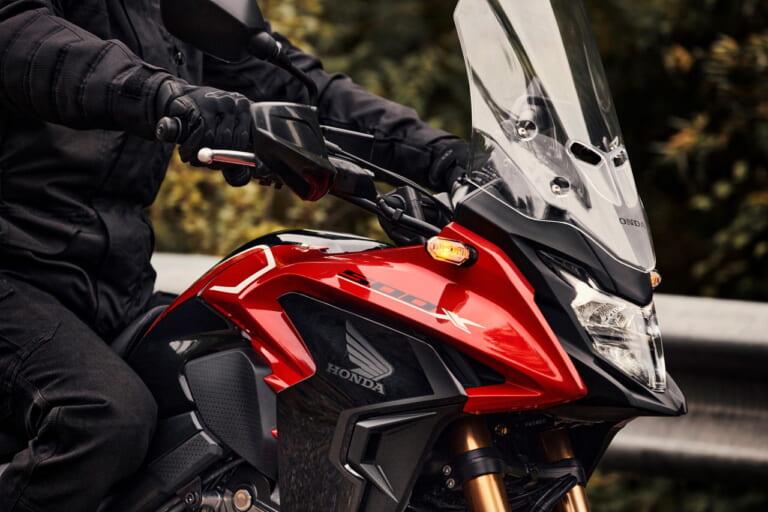 更具个性的探险造型 本田HONDA「CB500X」改款推出-第4张图片-春风行摩托车之家