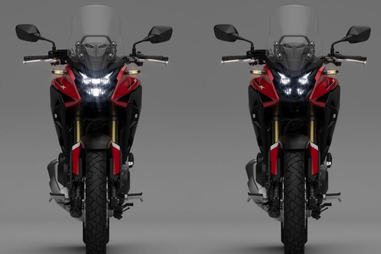 更具个性的探险造型 本田HONDA「CB500X」改款推出-第5张图片-春风行摩托车之家