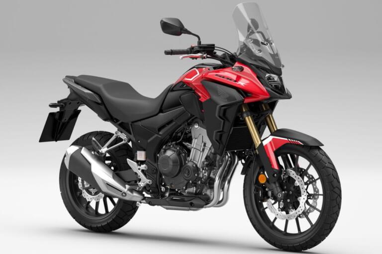 更具个性的探险造型 本田HONDA「CB500X」改款推出-第7张图片-春风行摩托车之家
