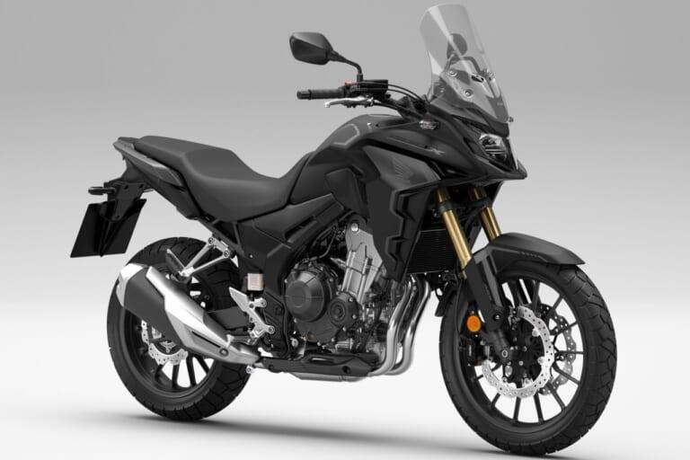 更具个性的探险造型 本田HONDA「CB500X」改款推出-第9张图片-春风行摩托车之家