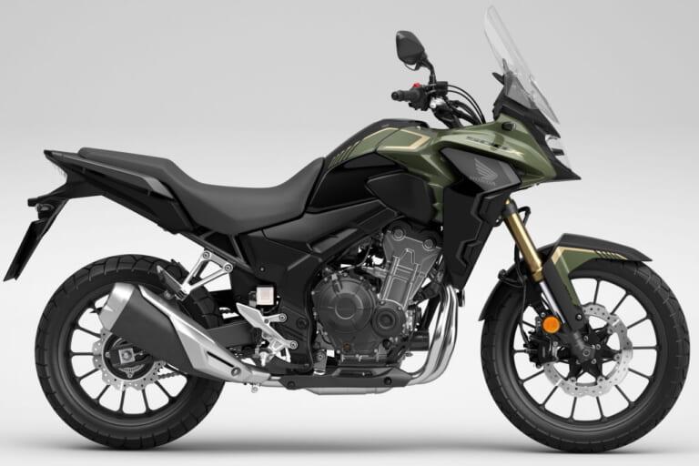 更具个性的探险造型 本田HONDA「CB500X」改款推出-第12张图片-春风行摩托车之家