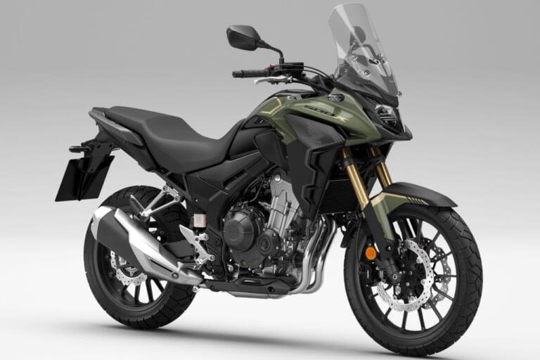 更具个性的探险造型 本田HONDA「CB500X」改款推出-第11张图片-春风行摩托车之家