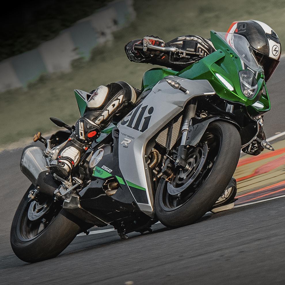 龙卷风来袭!贝纳利Benelli「TORNADO 252R」惊艳登场-第2张图片-春风行摩托车之家