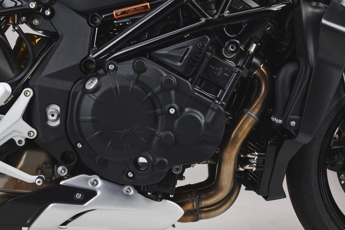 2022 MV AGUSTA Brutale 1000 RS发表:售价更亲民的行动艺术品-第7张图片-春风行摩托车之家