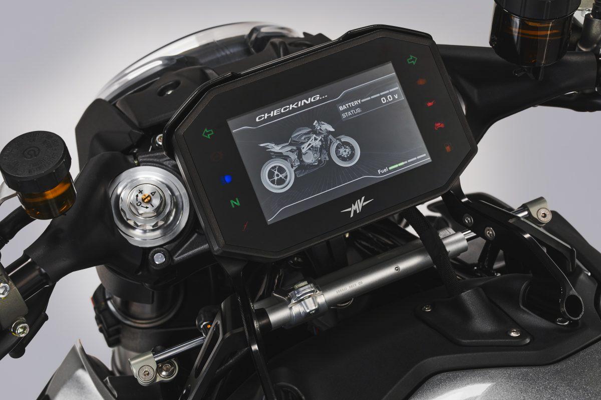 2022 MV AGUSTA Brutale 1000 RS发表:售价更亲民的行动艺术品-第9张图片-春风行摩托车之家
