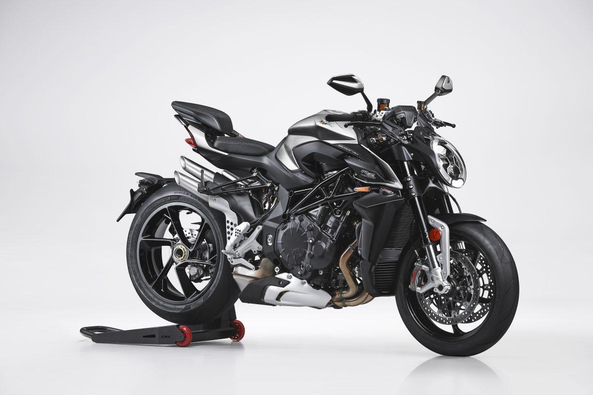 2022 MV AGUSTA Brutale 1000 RS发表:售价更亲民的行动艺术品-第10张图片-春风行摩托车之家