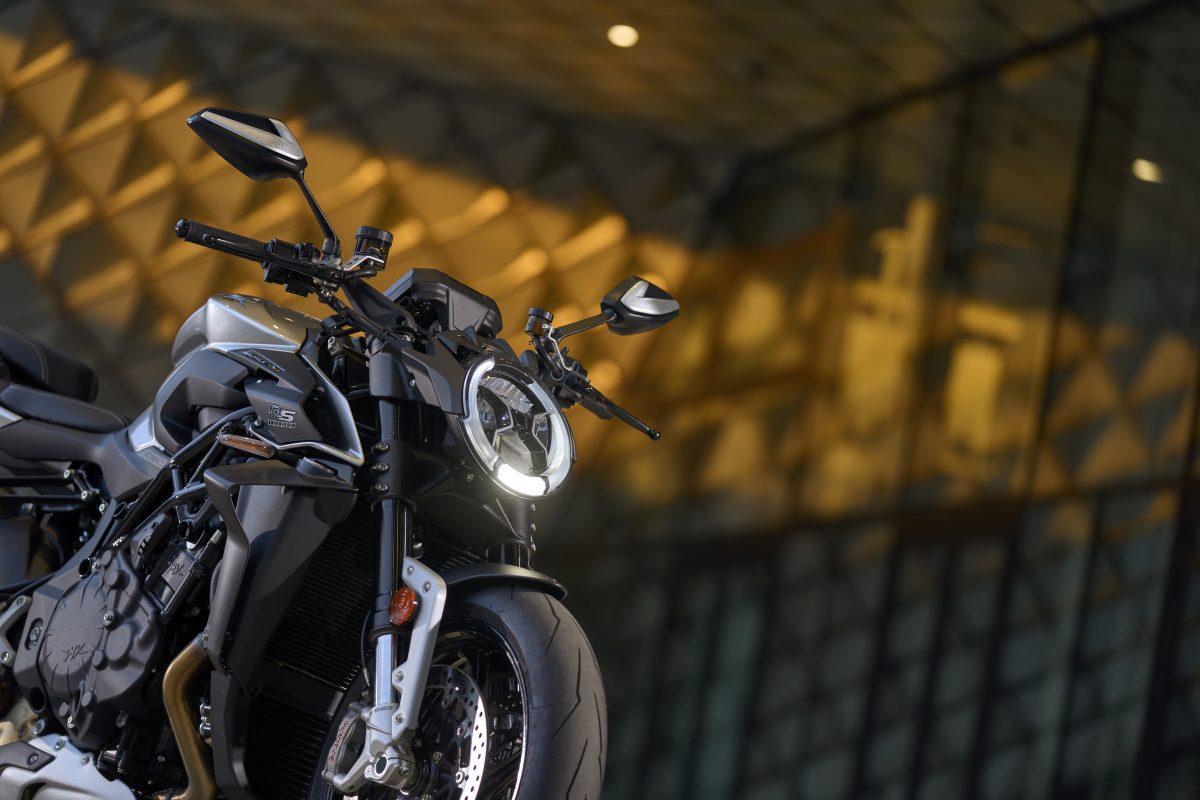 2022 MV AGUSTA Brutale 1000 RS发表:售价更亲民的行动艺术品-第48张图片-春风行摩托车之家