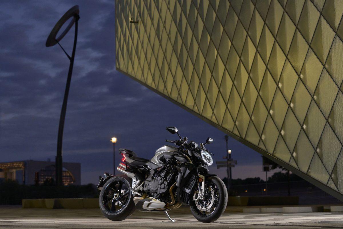 2022 MV AGUSTA Brutale 1000 RS发表:售价更亲民的行动艺术品-第54张图片-春风行摩托车之家
