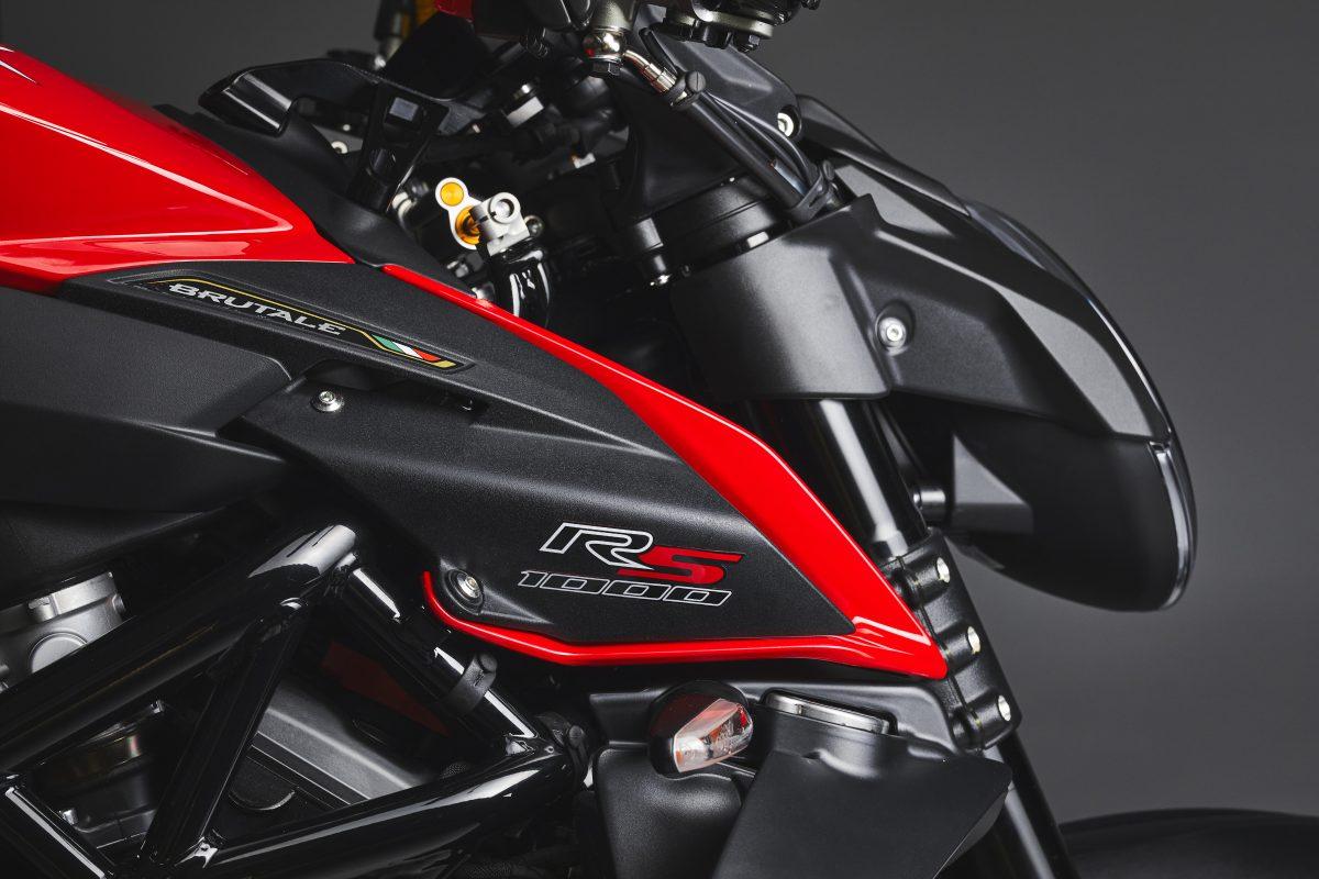 2022 MV AGUSTA Brutale 1000 RS发表:售价更亲民的行动艺术品-第61张图片-春风行摩托车之家