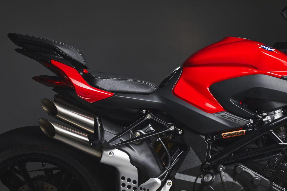2022 MV AGUSTA Brutale 1000 RS发表:售价更亲民的行动艺术品-第63张图片-春风行摩托车之家