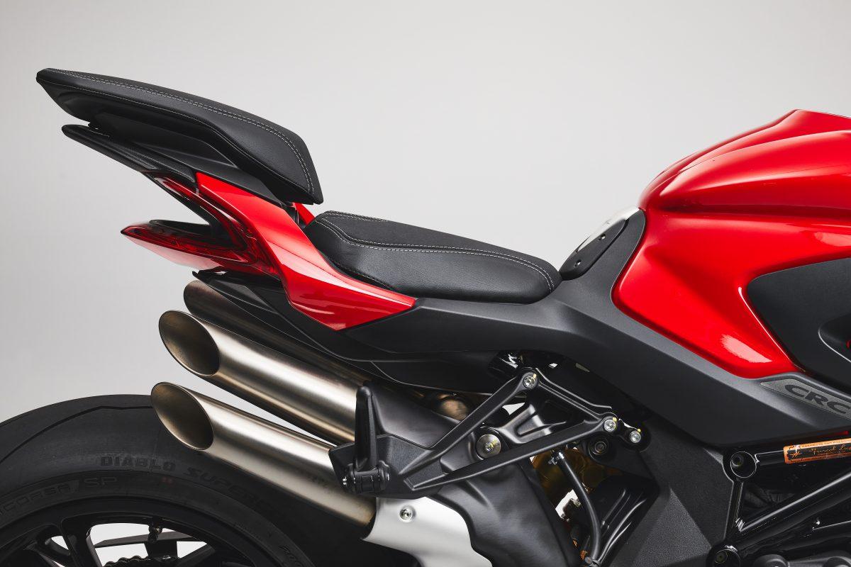 2022 MV AGUSTA Brutale 1000 RS发表:售价更亲民的行动艺术品-第64张图片-春风行摩托车之家