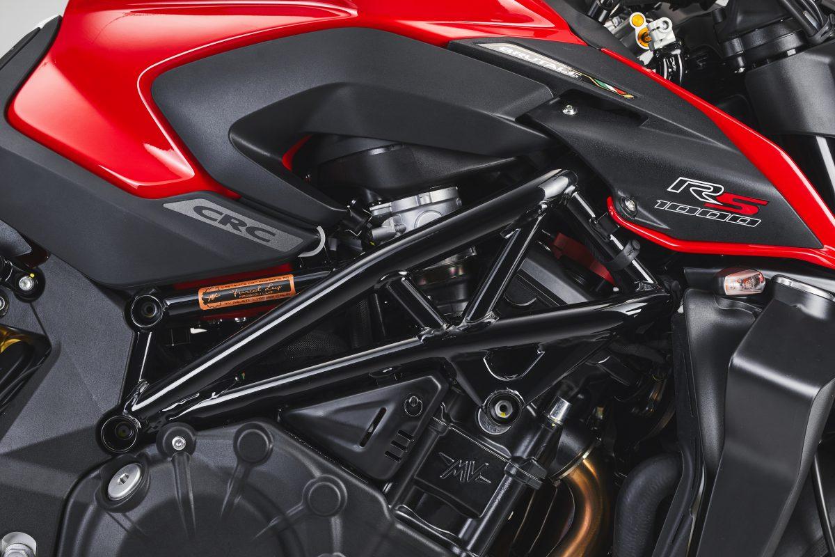 2022 MV AGUSTA Brutale 1000 RS发表:售价更亲民的行动艺术品-第66张图片-春风行摩托车之家
