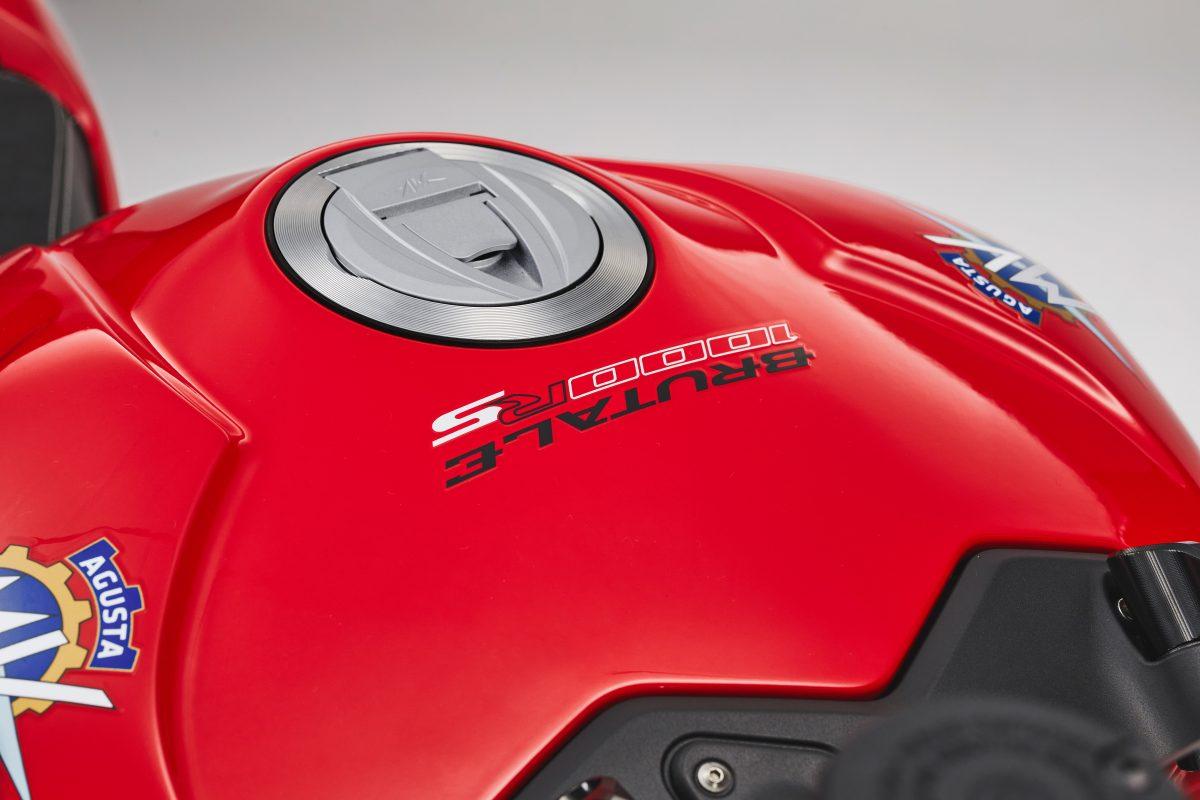 2022 MV AGUSTA Brutale 1000 RS发表:售价更亲民的行动艺术品-第70张图片-春风行摩托车之家