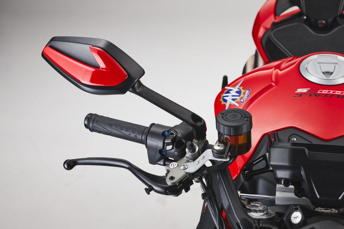 2022 MV AGUSTA Brutale 1000 RS发表:售价更亲民的行动艺术品-第74张图片-春风行摩托车之家
