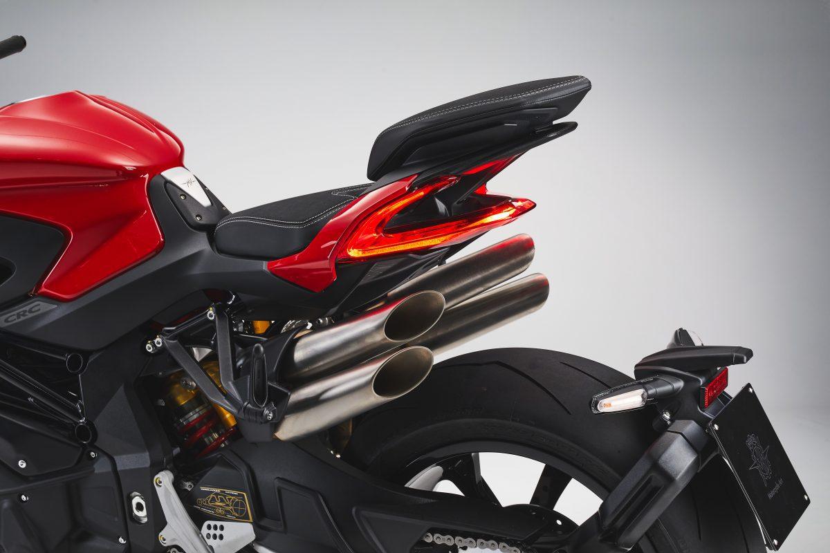 2022 MV AGUSTA Brutale 1000 RS发表:售价更亲民的行动艺术品-第84张图片-春风行摩托车之家