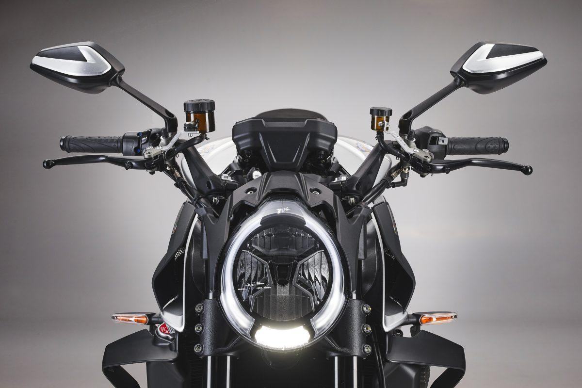 2022 MV AGUSTA Brutale 1000 RS发表:售价更亲民的行动艺术品-第108张图片-春风行摩托车之家