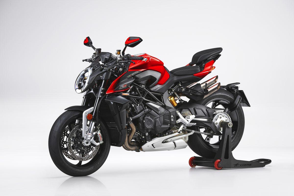 2022 MV AGUSTA Brutale 1000 RS发表:售价更亲民的行动艺术品-第116张图片-春风行摩托车之家