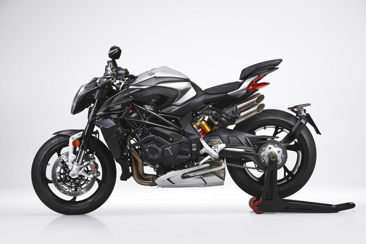 2022 MV AGUSTA Brutale 1000 RS发表:售价更亲民的行动艺术品-第119张图片-春风行摩托车之家