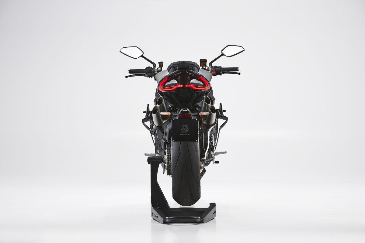2022 MV AGUSTA Brutale 1000 RS发表:售价更亲民的行动艺术品-第124张图片-春风行摩托车之家