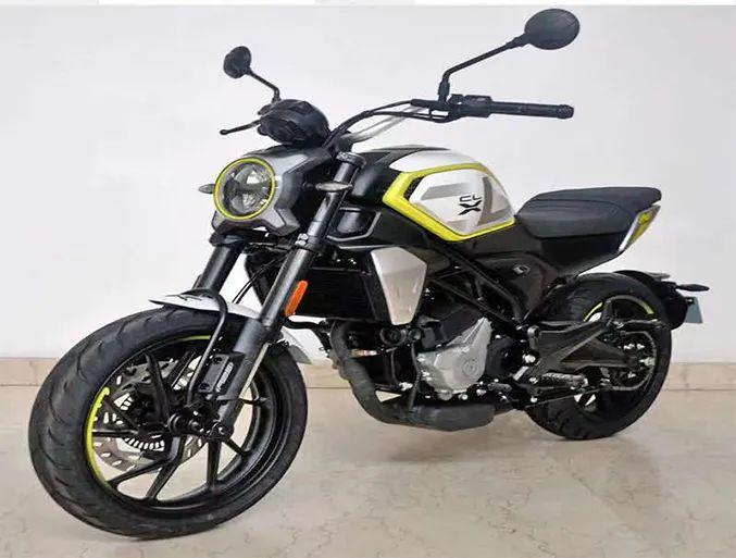 穿上衣服比打码好看,春风250CL-X正在系列化生长-第4张图片-春风行摩托车之家