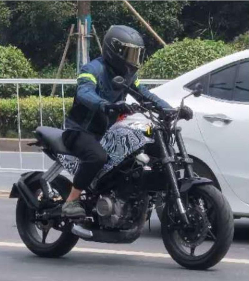 穿上衣服比打码好看,春风250CL-X正在系列化生长-第1张图片-春风行摩托车之家