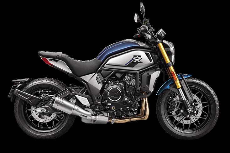 穿上衣服比打码好看,春风250CL-X正在系列化生长-第7张图片-春风行摩托车之家