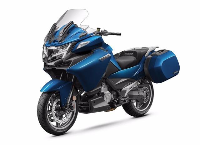 差20元不到10万,春风1250TR-G上市:12.3英寸仪表,极速220km!-第2张图片-春风行摩托车之家