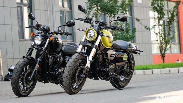 大升级更年轻更纯粹的V缸Bobber—轻骑骁胜GV300S炫版首测-第3张图片-春风行摩托车之家