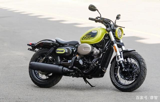 大升级更年轻更纯粹的V缸Bobber—轻骑骁胜GV300S炫版首测-第4张图片-春风行摩托车之家