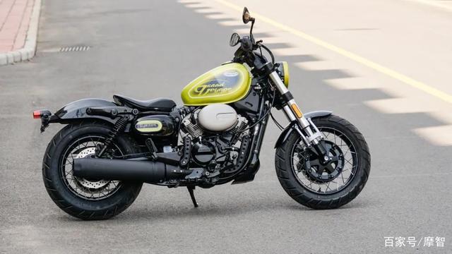大升级更年轻更纯粹的V缸Bobber—轻骑骁胜GV300S炫版首测-第23张图片-春风行摩托车之家