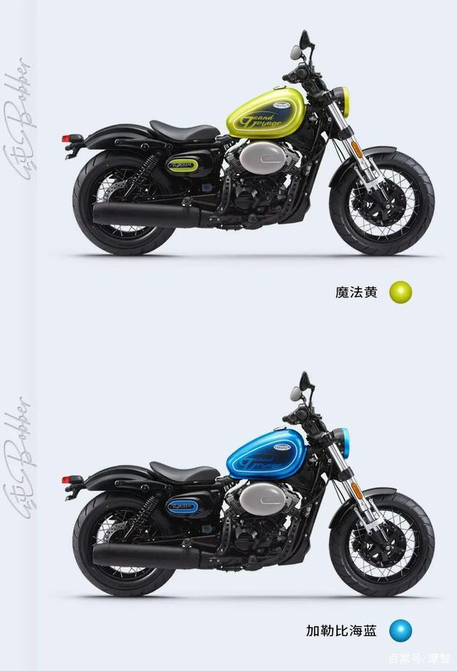 大升级更年轻更纯粹的V缸Bobber—轻骑骁胜GV300S炫版首测-第42张图片-春风行摩托车之家