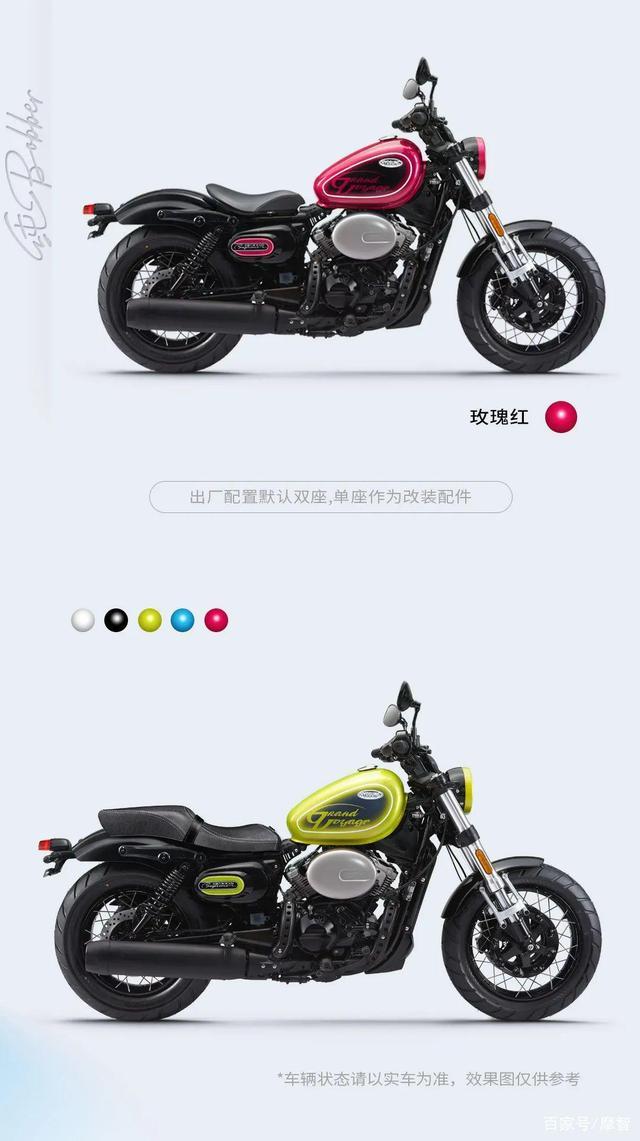 大升级更年轻更纯粹的V缸Bobber—轻骑骁胜GV300S炫版首测-第43张图片-春风行摩托车之家