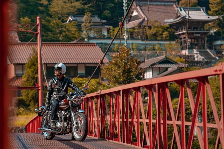 东洋的经典旗帜 川崎KAWASAKI 2022款「W800」新色推出-第2张图片-春风行摩托车之家