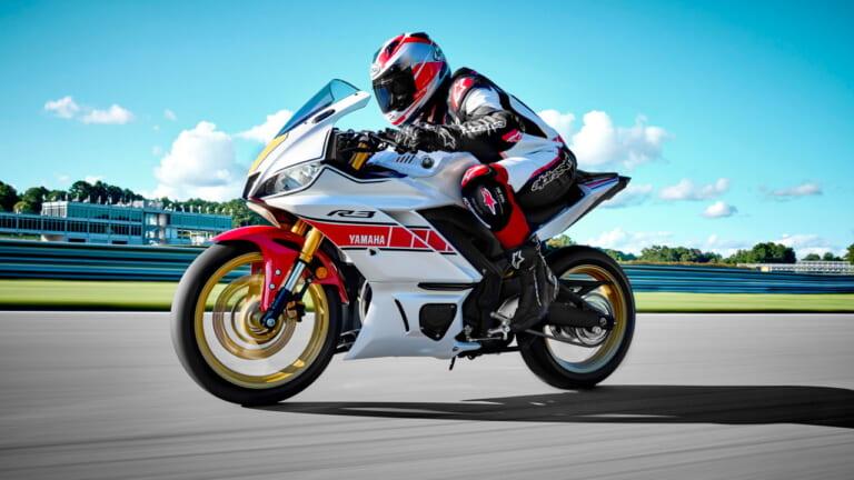 60年参战历史加冕!雅马哈YAMAHA「YZF-R1/R7/R3/R125」WGP特别版-第22张图片-春风行摩托车之家
