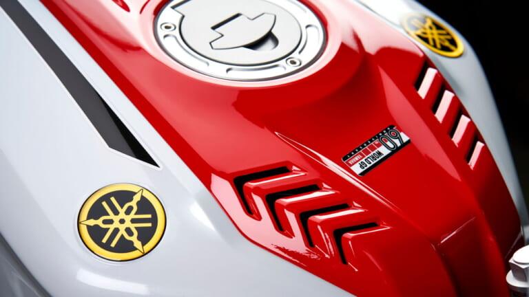 60年参战历史加冕!雅马哈YAMAHA「YZF-R1/R7/R3/R125」WGP特别版-第30张图片-春风行摩托车之家