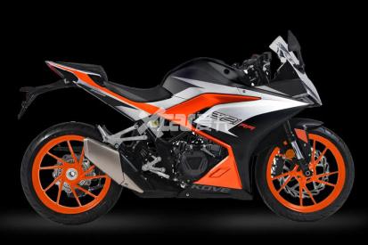 最强中量级国产跑车 凯越321RR开启预售-第4张图片-春风行摩托车之家