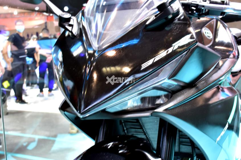 最强中量级国产跑车 凯越321RR开启预售-第8张图片-春风行摩托车之家