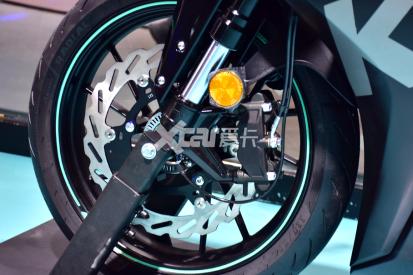 最强中量级国产跑车 凯越321RR开启预售-第6张图片-春风行摩托车之家