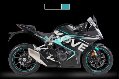 最强中量级国产跑车 凯越321RR开启预售-第3张图片-春风行摩托车之家