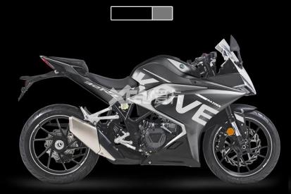 最强中量级国产跑车 凯越321RR开启预售-第2张图片-春风行摩托车之家