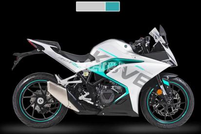 最强中量级国产跑车 凯越321RR开启预售-第1张图片-春风行摩托车之家