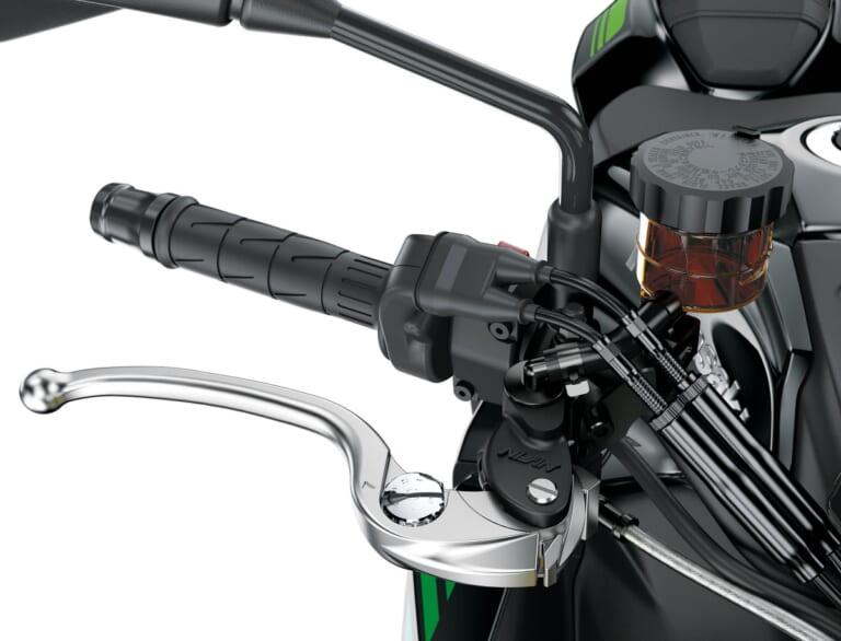 Ohlins与Brembo武装强化!川崎KAWASAKI 2022年式「Z900 SE」-第2张图片-春风行摩托车之家