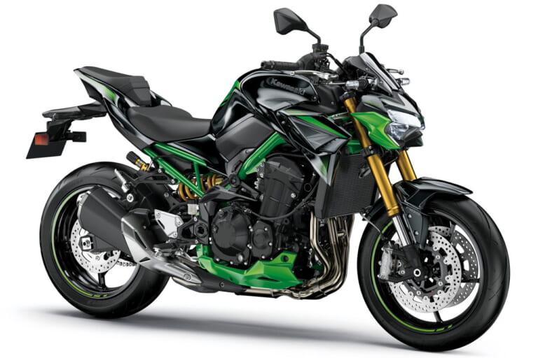 Ohlins与Brembo武装强化!川崎KAWASAKI 2022年式「Z900 SE」-第5张图片-春风行摩托车之家