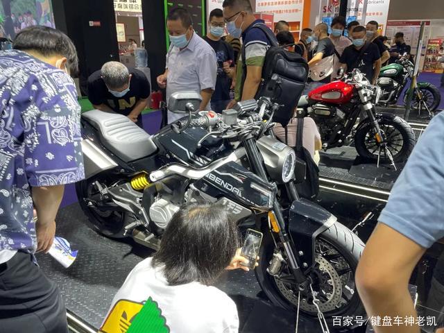 奔达继续发力,直列四缸之后越级推出两款V型四缸发动机-第1张图片-春风行摩托车之家