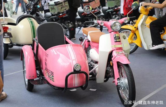 越野弯梁、战斗弯梁、挎子弯梁,嘉陵发布COCO系列多款潮玩新车-第11张图片-春风行摩托车之家