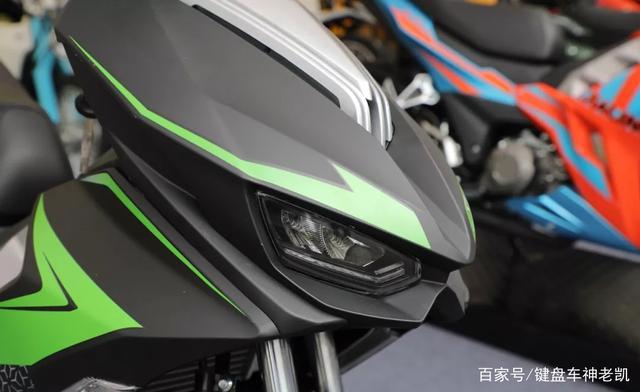 越野弯梁、战斗弯梁、挎子弯梁,嘉陵发布COCO系列多款潮玩新车-第8张图片-春风行摩托车之家