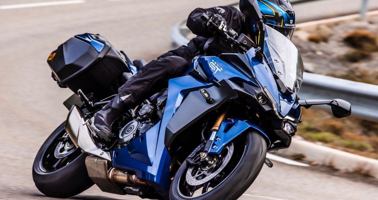 崭新休旅面孔!铃木SUZUKI「GSX-S1000GT」突袭上市-第1张图片-春风行摩托车之家