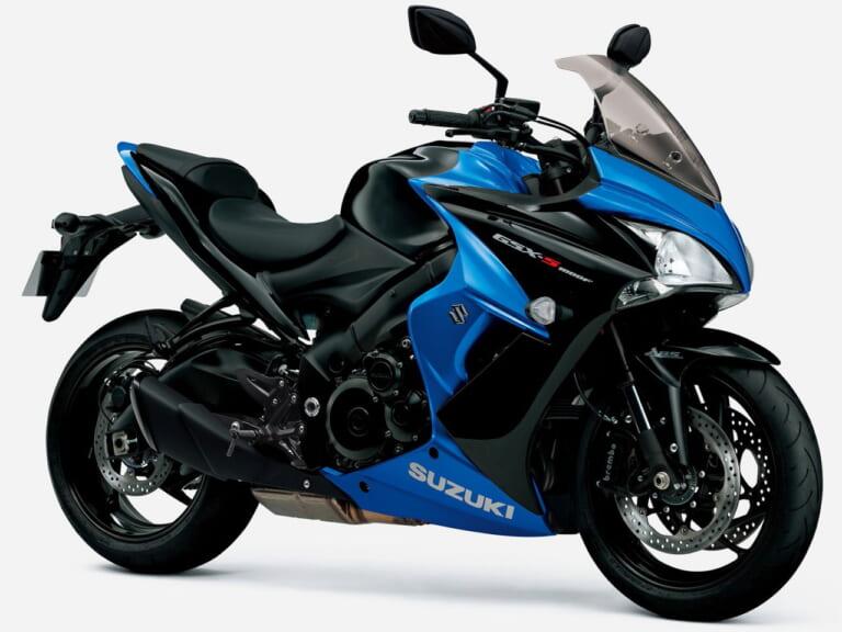 崭新休旅面孔!铃木SUZUKI「GSX-S1000GT」突袭上市-第3张图片-春风行摩托车之家